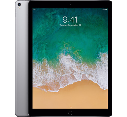 Apple iPad Pro 12,9 inch (2017) 64GB Wifi Space Gray