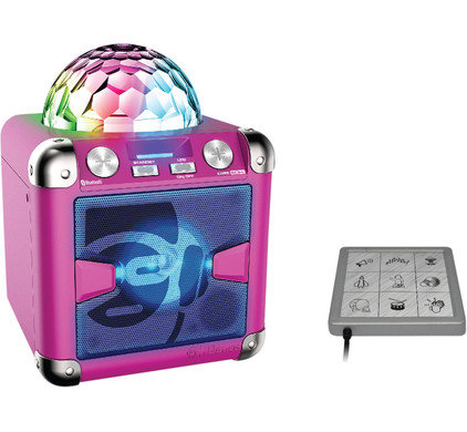 iDance Audio BC-5L Roze