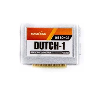 Magic Sing Dutch Vol. 1 Songchip