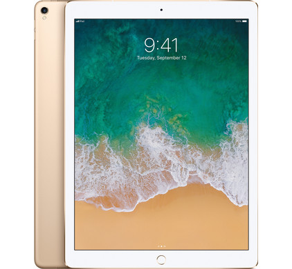 Apple iPad Pro 12,9 inch (2017) 64GB Wifi + 4G Goud