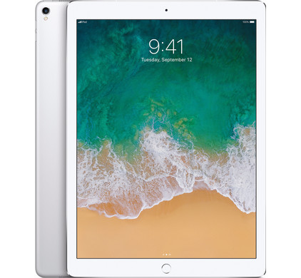 Apple iPad Pro 12,9 inch (2017) 512GB Wifi + 4G Zilver