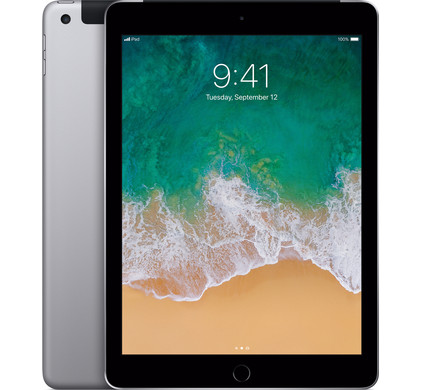 Apple iPad (2017) 128 GB Wifi + 4G Space Gray