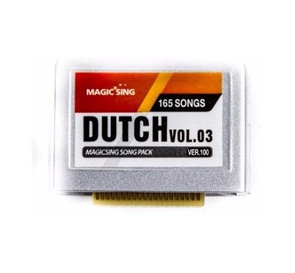 Magic Sing Dutch Vol. 3 Songchip