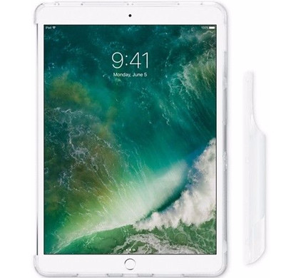 Tech21 Impact Clear iPad Pro 10,5 Inch Hoes Transparant