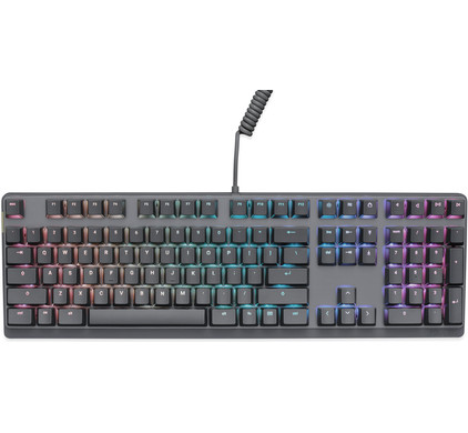 Mionix Wei Mechanisch Gaming Toetsenbord Rood AZERTY
