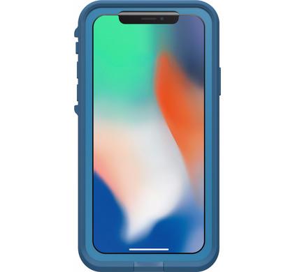 Lifeproof Fre Apple iPhone X Full Body Blauw
