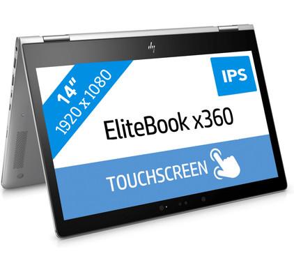 HP Elitebook X360 1030 G2  i7-16gb-512ssd + 4G Azerty