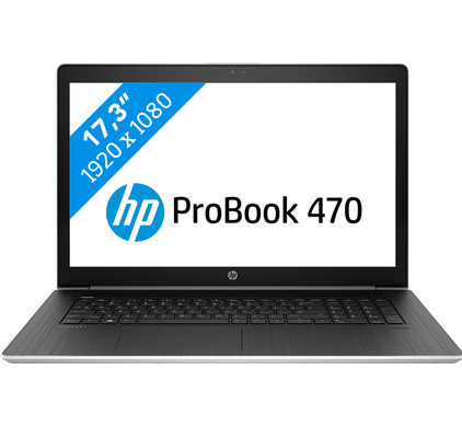 HP ProBook 470 G5  i7-16gb-256ssd+1tb-930mx Azerty