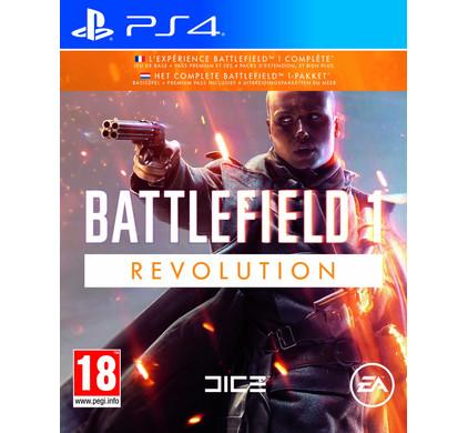 Battlefield 1: Revolution PS4
