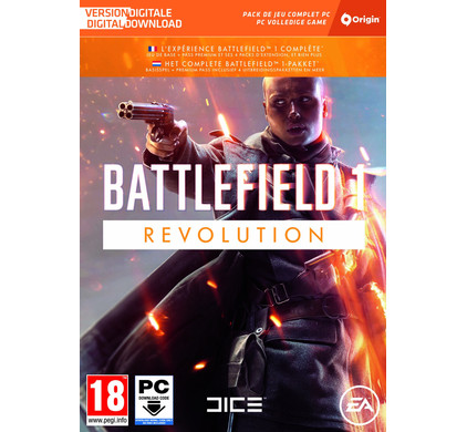 Battlefield 1: Revolution PC