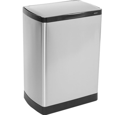 Easybin Sensor Silver Flatline 30 Liter
