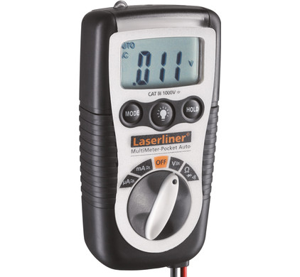 Laserliner MultiMeter-Pocket Main Image