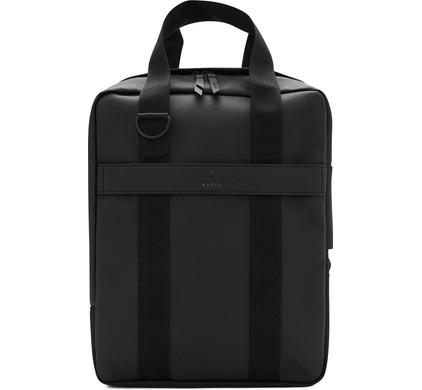 992074a82a8 Rains Utility Tote Black - Coolblue - Before 23:59, delivered tomorrow