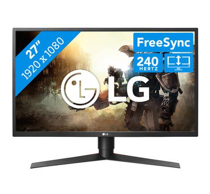 LG 27GK750F Main Image