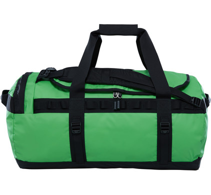 The North Face Base Camp Duffel M Classic Green/TNF Black