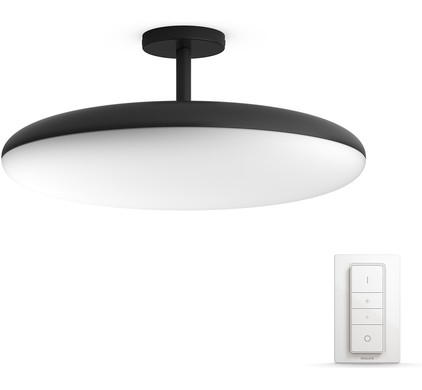 Philips Hue White Ambiance Cher Plafondlamp met Voet