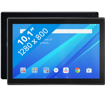 Lenovo Tab 4 10 2 GB 32 GB Zwart