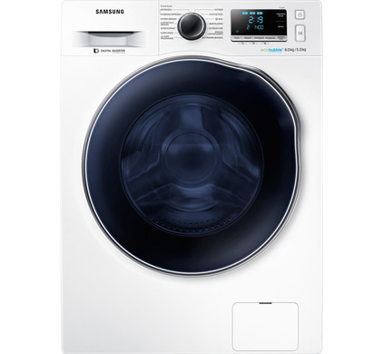 Samsung WD80J6A00AW Eco Bubble