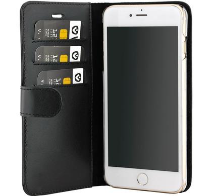 Valenta Booklet Classic Luxe iPhone 6 Plus/6s Plus Zwart