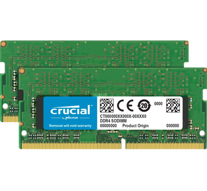 Crucial Apple 16 GB SODIMM DDR4-2400 Kit 2 x 8