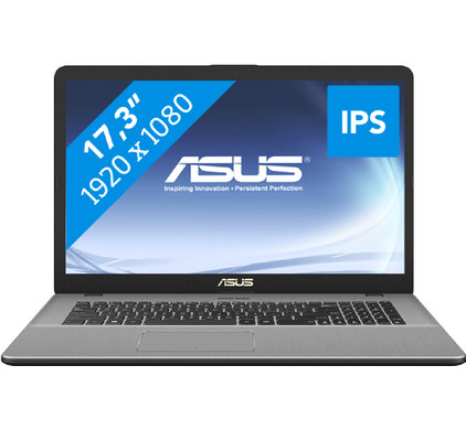 Asus VivoBook N705UD-GC186T-BE Azerty
