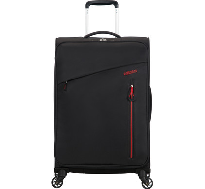 American Tourister Litewing Spinner 70 cm Volcanic Black