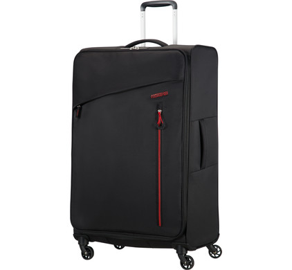 American Tourister Litewing Spinner 81cm Volcanic Black