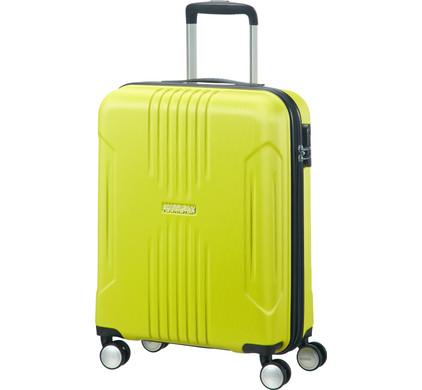 American Tourister Tracklite Spinner 55 cm Sunny Lime