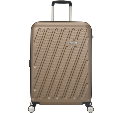 a96c64355 American Tourister Hypercube Spinner 55cm Pearl Cream - Coolblue - Before  23:59, delivered tomorrow