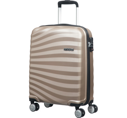 American Tourister Ocean Front Spinner 55cm Pearl Bronze