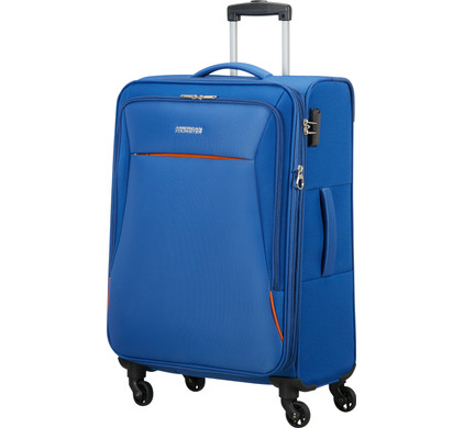 American Tourister Rally Spinner 68cm Exp Cool Blue