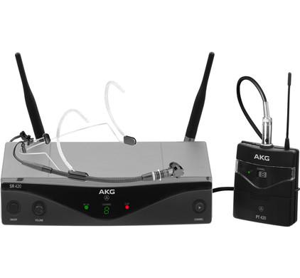 AKG WMS420 Headset Band A (530 - 560 MHz)