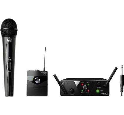 AKG WMS40 Mini2 Mix Set (864.375 - 864.850 MHz)