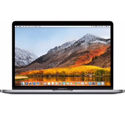 Apple MacBook Pro 15'' Touch (2017) 16GB/2TB 2,8GHz Space AZ