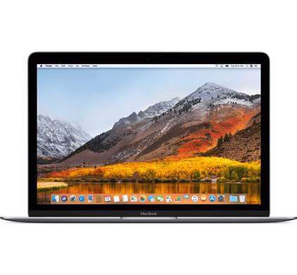 "Apple MacBook 12"" (2017) 16/512GB - 1,4GHz Space Gray AZERTY"