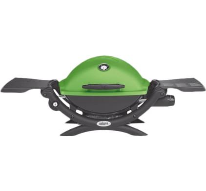 Weber Q1200 Green