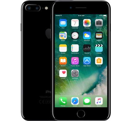 apple iphone 7 plus 128 go noir de jais coolblue tout pour un sourire. Black Bedroom Furniture Sets. Home Design Ideas