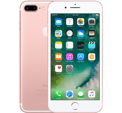 Apple Iphone 7 Plus 128gb Rose Gold Before 23 59 Delivered Tomorrow