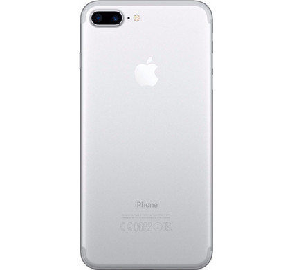 Apple iPhone 7 Plus 32GB Silver - Before 23 59, delivered tomorrow db4a9018dccf