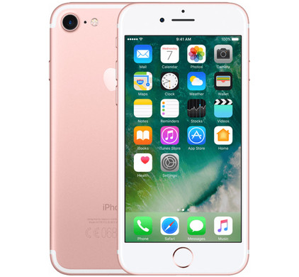 Apple iPhone 7 128GB Rose Gold - Before 23 59 604cb9f77a0