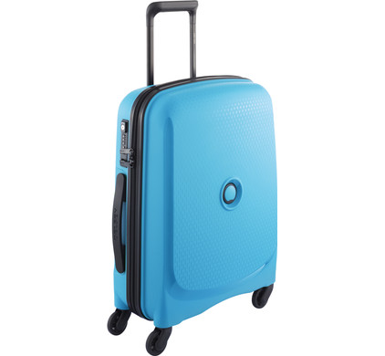 Delsey Belmont Trolley Case 82cm Blauw