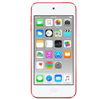 Apple iPod Touch 6 16GB Rood