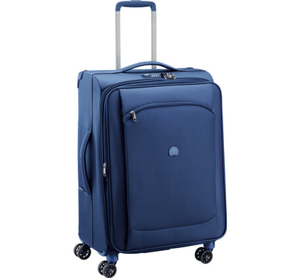 Delsey Montmartre Air Expandable Spinner 68cm Blauw