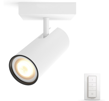 Philips Hue Buratto Spot Wit met Dimmer