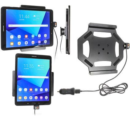 Brodit Houder Samsung Galaxy Tab S3 met Oplader