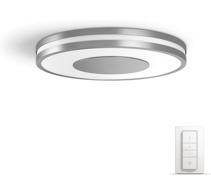 Philips Hue Being Plafondlamp Aluminium