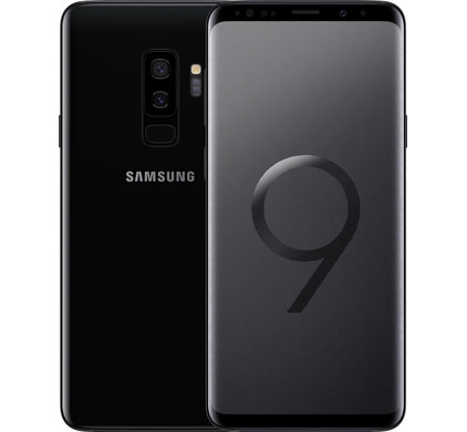 samsung galaxy s9 plus 64gb zwart coolblue voor. Black Bedroom Furniture Sets. Home Design Ideas