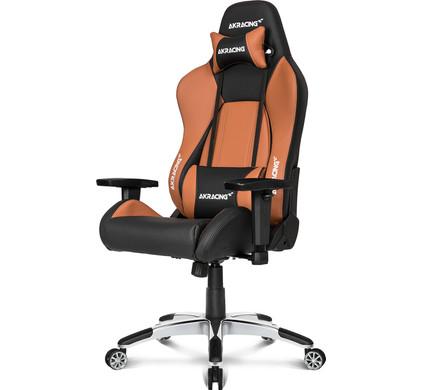 AK Racing Premium Gaming Chair Zwart/Bruin