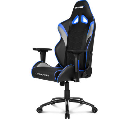 AK Racing Overture Gaming Chair Blauw