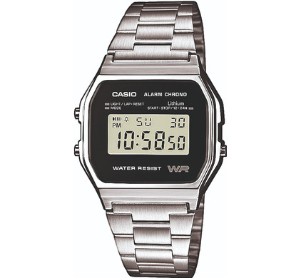 Casio Retro A158WEA-1EF